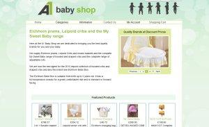 A1 Baby Shop